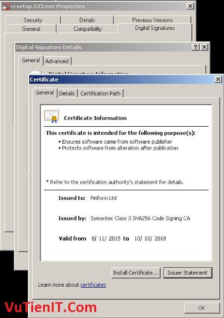 CCleaner pha tan ma doc Malware