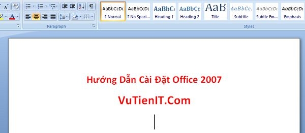 Office 2007 - Download Office 2007 Full Active