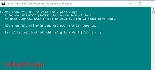 USB Boot 1 click 3