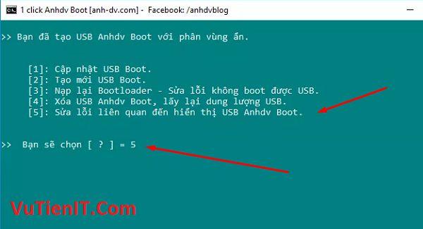 USB Boot 1 click 9