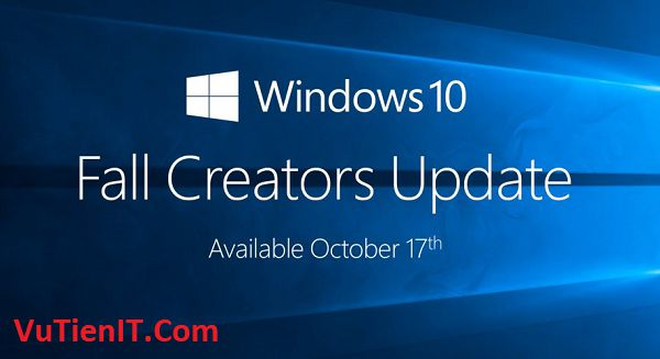 Windows 10 Fall Creators Update Release