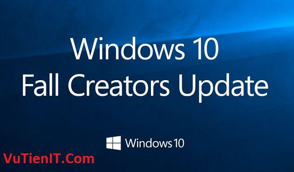 Download Windows 10 Fall Creators Update Release