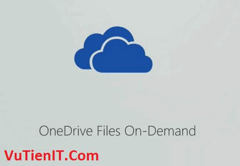 Onedrive files on demand windows 10
