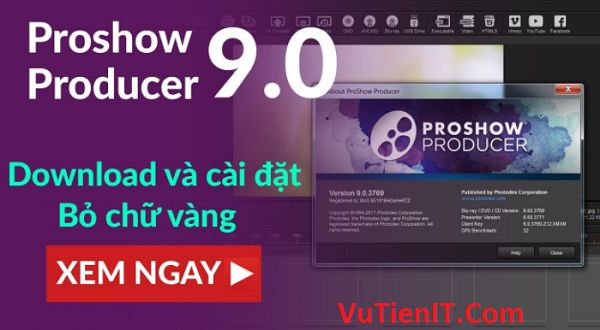 download Proshow Producer 9.0