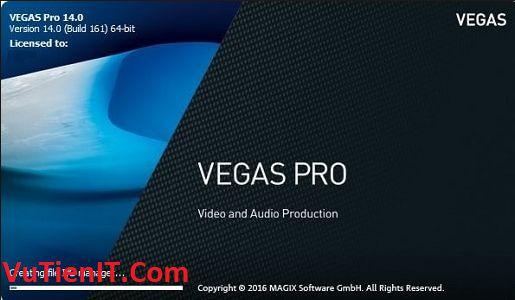 huong dan cai dat va active Sony Vegas Pro 14