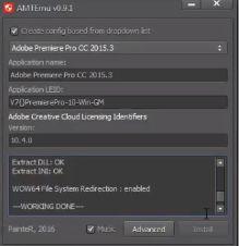 ActivateAdobe Premiere Pro CC 2017 3