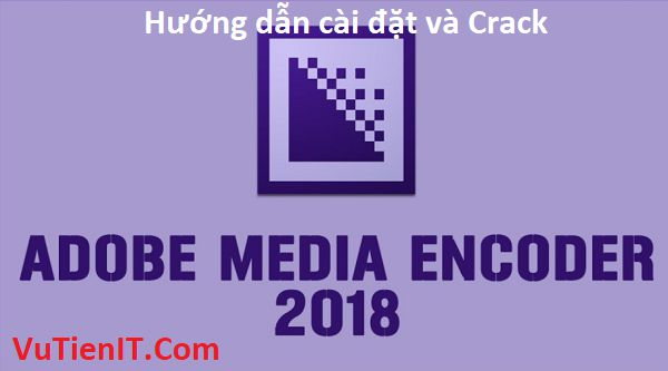 Download Adobe Media Encoder CC 2018