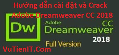 download Adobe Dreamweaver CC 2018