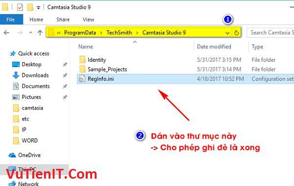 phan mem quay man hinh may tinh Camtasia Studio 9
