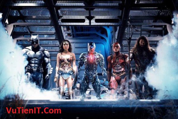phim Justice League