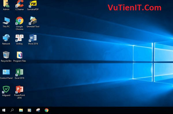 windows 10 1709 lite