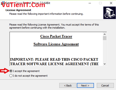 cai dat Cisco Packet Tracer 7 2