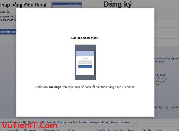 dang nhap facebook bang ma QR 3