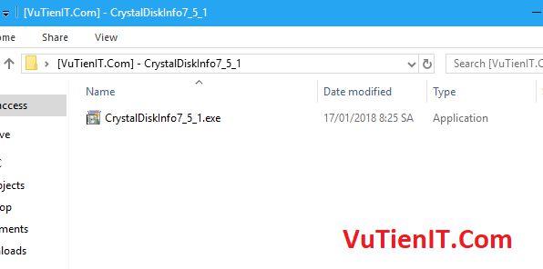 Download CrystalDiskInfo 7.5.1