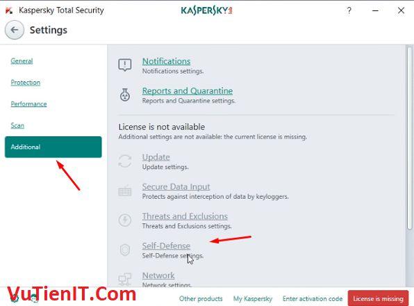 Kaspersky Reset Trial 90 ngay