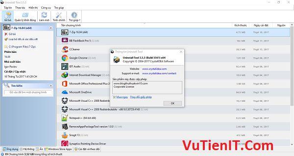 Uninstall Tool 3.5.3