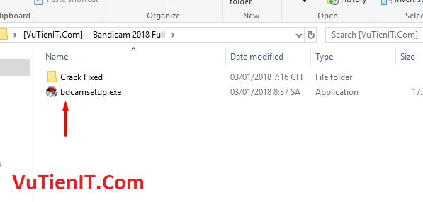 cai dat Bandicam 2018 full