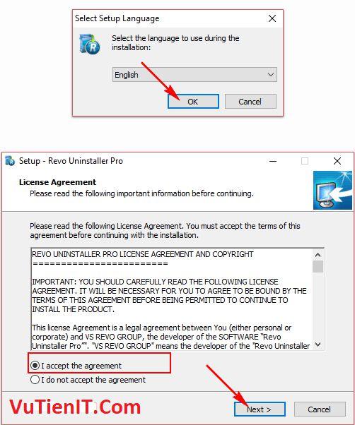 cai dat Revo Uninstaller Pro 3.2 2