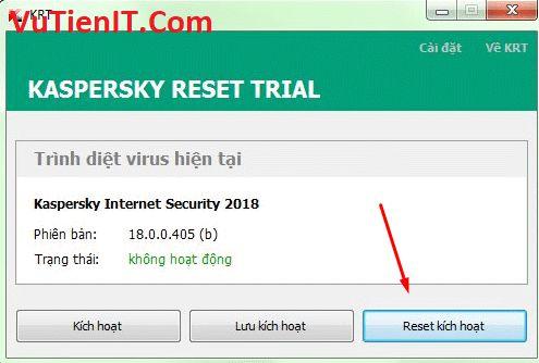 key ban quyen Kaspersky Internet Security 2017