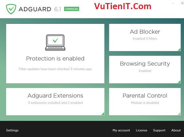 Adguard Premium 6.1