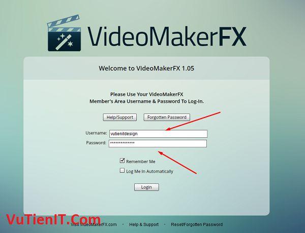 cai dat VideoMakerFX 3
