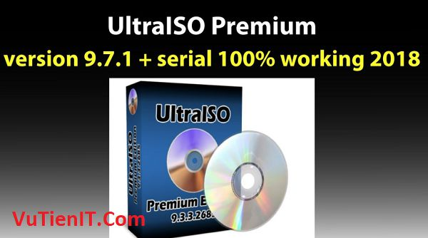 key UltraISO Premium 9.7