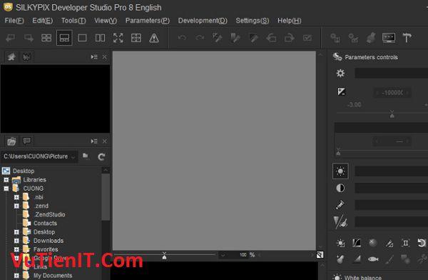 SILKYPIX Developer Studio Pro 8.0. 6
