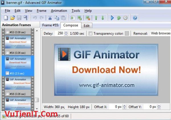 Any GIF Animator