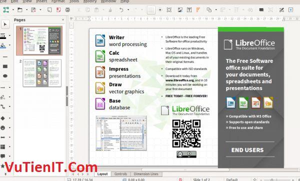 Tải LibreOffice 6.0.2 Portable Full 2