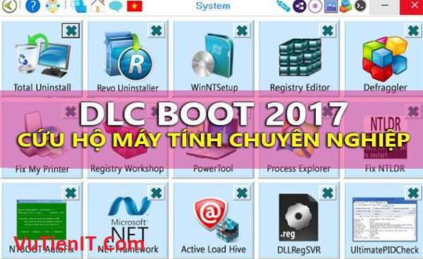 DLC Boot 2017 v3.4 Final ISO