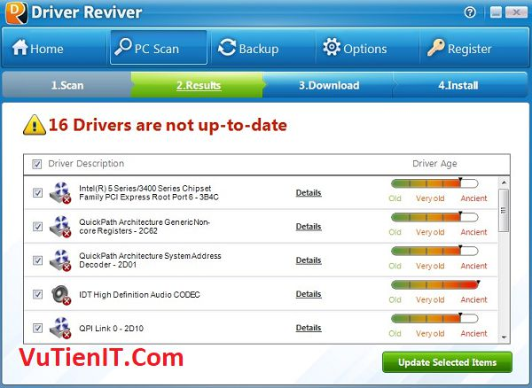 ReviverSoft driver Reviver 5.17
