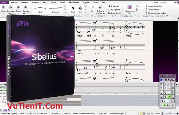 Avid Sibelius 8.6