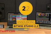Bitwig Studio 2.2.2