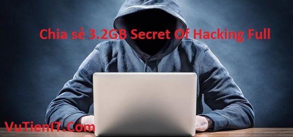 Secret Of Hacking