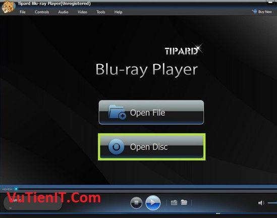 Tipard Blu-Ray Player 6.2