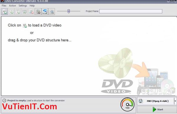 VSO DVD Converter Ultimate 4.0