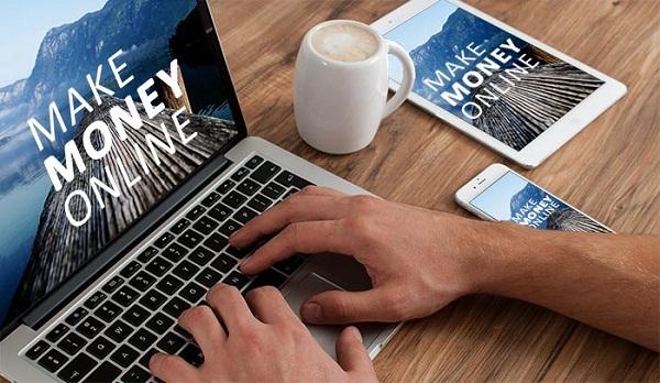 Kiếm tiền online - Hình thức kiếm tiền phổ biến hiện nay