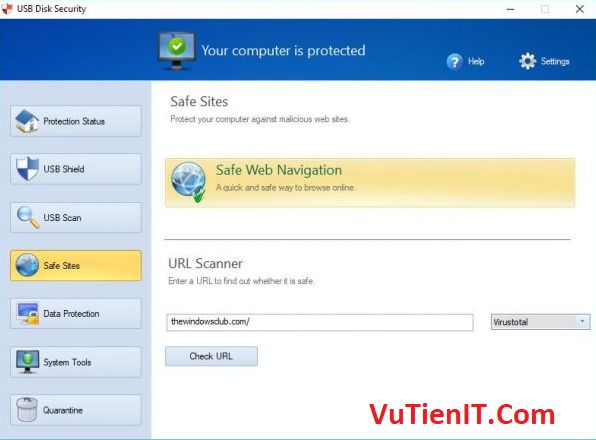USB Disk Security 6.6