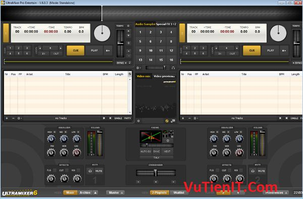 UltraMixer Pro Enatertain 6.0