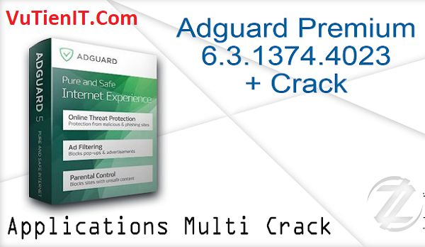 Key bản quyền Adguard 6.3
