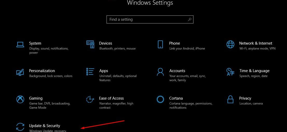ngan chan windows update windows 10