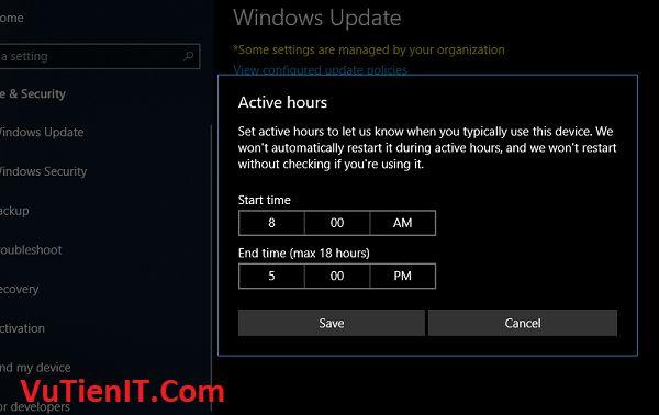 ngan chan windows update windows 10 2