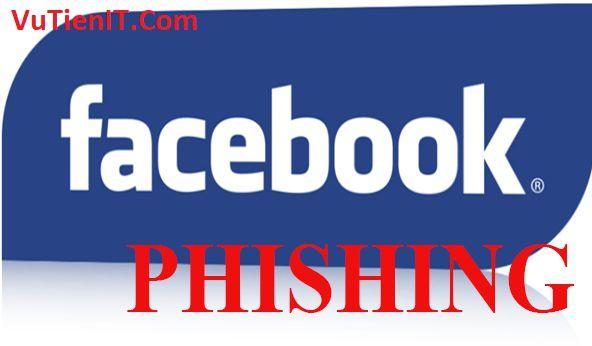 Tấn công tài khoản Facebook bằng phương pháp Phishing