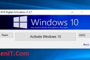 kich hoat ban quyen windows 10