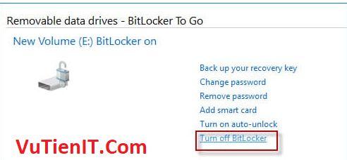 ma hoa du lieu voi BitLocker 1