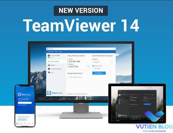 TeamViewer 14