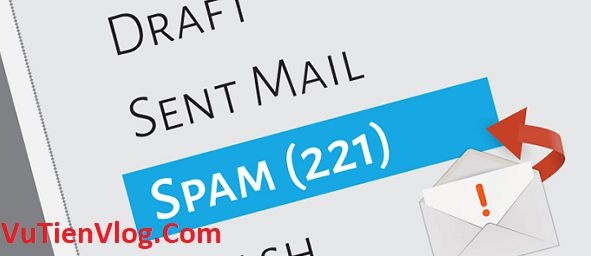 tu dong xoa email spam gmail