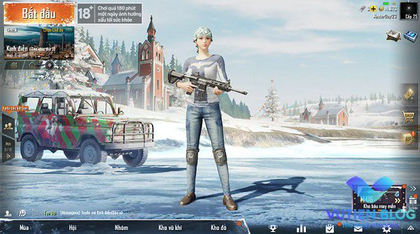 cai dat PUBG Mobile Tencent Gaming Buddy tieng viet 3