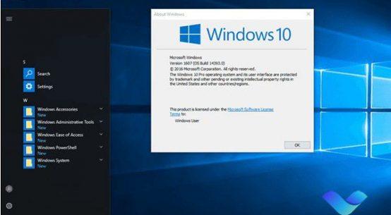 Windows 10 Lite 1607