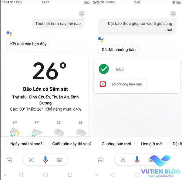 cai dat Google Assistant tieng viet 2